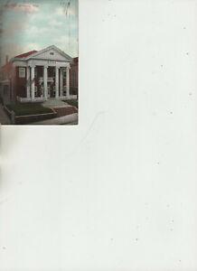 Elks Club, Vicksburg, Miss. 1909 (Building no longer there) MS