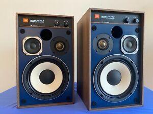JBL 4312M II 2 Compact 3 Way LoudSpeaker Speaker - Rare