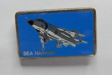 Vintage Hawker Sea Harrier Pin Badge 3.3 x 2cm