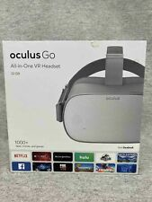 Oculus Go All in One 32GB VR Headset w/ Controller & Charger