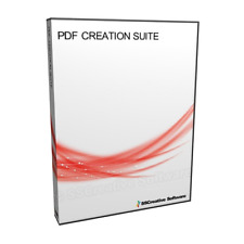 Creation Suite Creator Convert Word DOC to Adobe Acrobat Pro DC Compatible PDF