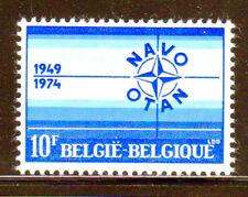 Belgium #866 1974 Nato Emblem Mint Vf Nh O.G