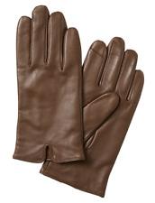 Banana Republic Classic Leather Glove Brown Size Medium
