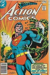 ACTION COMICS #485 - Back Issue (S)
