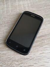 HT Desire C - 4GB - Stealth Black (Unlocked) Smartphone
