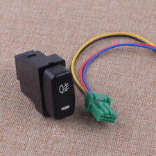 LED Fog Light ON-OFF Push Button Switch Fit for Mitsubishi Eclipse Lancer