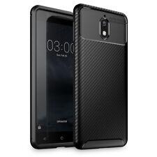 Nalia GUSCIO per cellulare per Nokia 3.1 (2018), in Silicone Cover Case Custodia Protettiva Bumper