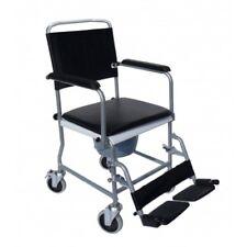 Toilettenstuhl fahrbar TRENDMOBIL TSF Toilettenrollstuhl Nachtstuhl Rollstuhl