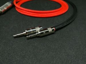 Custom Headphone Cable 3.5mm Focal Elex, Hifiman HE400i Arya, Sony - Air Series