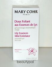 MARY COHR Lily Essences Mild Exfoliator 50ml/1.6oz -SEALED IN BOX, FREE SHIPPING