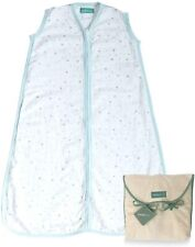 molis co. Baby Sleeping Bag 100% Cotton 18 to 36 Months Ideal for Summer