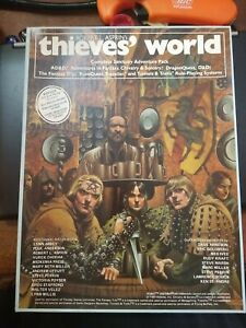 Thieves World Adventure Pack Boxed Set Dungeons and Dragons