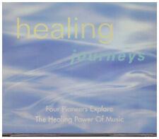 4 x CD - Healing Journeys / Steven Halpern / Deuter / Jim Oliver / Dr. Jeffrey T