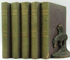 Arthur Conan Doyle's Works (Aldine Edition) 5 Volumes: The Sign of the Four, A..