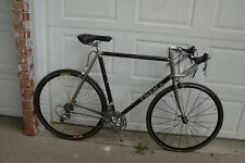 Trek 2120 carbon/alloy 58 cm Ultegra 3 x 9 group, Mavic Elite/Shimano 105 wheels