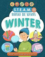 Winter (STEAM through the seasons) by Claybourne, Anna, NEW Book, FREE & FAST De