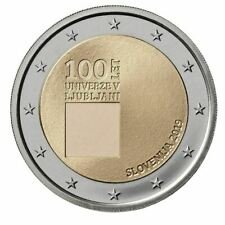 Slovenie 2019 - Universiteit Ljubljana - 2 euro CC - UNC