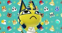 Bewohner Kleo - Ankha Villager Animal Crossing New Horizons
