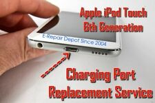 Apple iPod Touch 6G Generation Lighting Charging Port  Doc Replacement Service