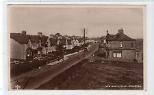 NEW NORTH ROAD, BELLSHILL: Lanarkshire postcard (C18510)