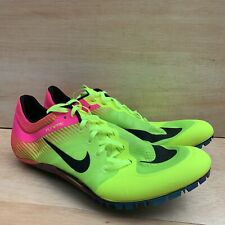 Nike Zoom Ja Fly 2 Track & Field Spikes Rio Volt Pink 705373-999 New Size 12