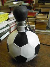 Bouteille ballon de football vintage année 70