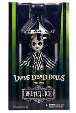 Bambola Living Dead Dolls Beetlejuice Mezco Toys
