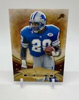 2013 Topps Triple Threads Barry Sanders Gold Parallel 39/99