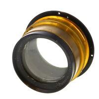 Vintage Bausch & Lomb 14x17 Tessar Series IIb Brass Barrel Lens - UG