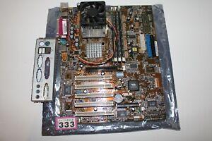 Asus A7V333 Rev Motherboard + AMD Athlon XP 1800 + 256MB Ram Vintage Retro build