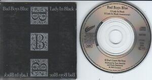 Bad Boys Blue  CD-SINGLE  LADY IN BLACK  (  3inch )