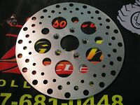 """Ultima 11.5"""" Satin Finish S.S. Rotor for Rear BT and Sportster 92-99 OEM41789-92"""