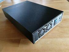 Black Mini ITX Case, VESA mountable, 60w Power Supply Inc Mains DC Adapter