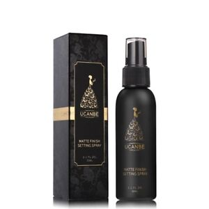 Makeup Finish Spray Bottle Oil-control Natural Long Lasting Fix Foundation Spray