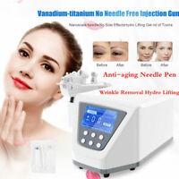 Vacuum Injection Mesotherapy Meso Gun Rejuvenation Wrinkle Remove Machine ZL