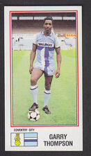 Panini - Football 83 - # 84 Garry Thompson - Coventry