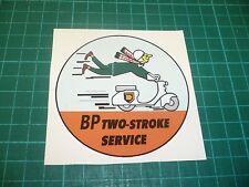 BP 2 Stroke Service Sticker