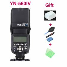 YONGNUO YN560IV Flash Speedlite For Sony A99 A58 A6000 A3000 A7 A7R A7S NEX-6