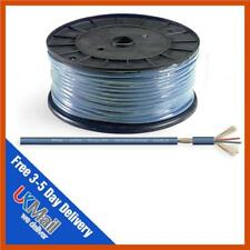 Stagg ROLL M60/2 BH Blue Microphone Cable 100m Drum
