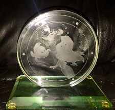 WDCC Little Mermaid Promotional Crystal - Limited Edition # 11 of 500