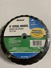 "Arnold 6"" Steel Wheel"