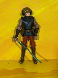 Star Wars - The Clone Wars Loose - Anakin Skywalker (Naboo Star Skiff)