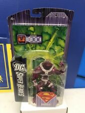 DC SUPERHEROES SUPERMAN PARASITE ACTION FIGURE Sealed