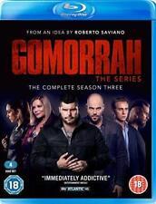 Gomorrah Season 3 (Blu-ray) Salvatore Esposito, Fortunato Cerlino, Marco D'Amore