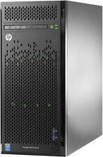 hp proliant ML110 gen9 12x 1.6 GHz E5-2603 V3 RAM 12Go hhd 2x 1TO dell