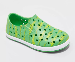 Toddler's Jese Green Alligator Blown EVA Slip-On Shoes - Cat & Jack