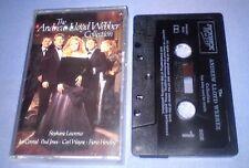 ANDREW LLOYD WEBBER THE COLLECTION cassette tape album T5272