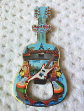 NEW Hard Rock Cafe Amsterdam Holland Guitar Bottle Opener V14 Magnet