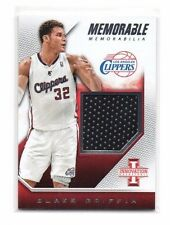 Blake Griffin 2013-14 Panini Innovation, Memorable Memorabilia, /299 !!