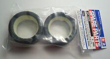 New Tamiya 51049 Tire 1/10 Medium Narrow RC 24mm Racing Slicks 2 pcs.  SP-1049